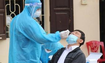 Ngày 25/10, Hà Nội phát hiện thêm 18 ca mắc Covid-19, trong đó, có 15 ca cộng đồng