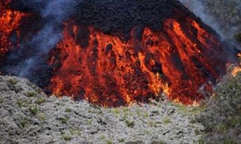 Núi lửa phun trào nhấn chìm hoạt động tìm kiếm MH370 ở Ấn Độ Dương?