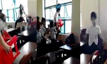 Học sinh đánh nhau nên cách chức hiệu trưởng?