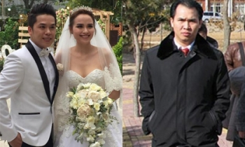 Hạnh phúc trái chiều với hai cuộc hôn nhân của HH Diễm Hương