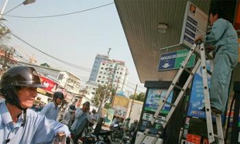 Xăng dầu đồng loạt tăng giá kể từ 15 giờ chiều nay
