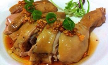 Cách làm gà hấp xì dầu ngon đậm đà nhìn là thích, ăn là mê