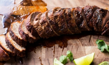 Công thức làm thịt thăn nướng khiến cả nhà thích mê