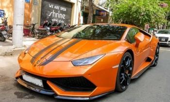 Lamborghini Huracan LP610-4 độ hàng hiếm được rao bán giá 15 tỷ đồng