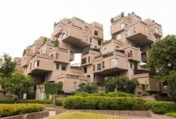 Những tòa nhà có kiến trúc độc đáo nhất thế giới