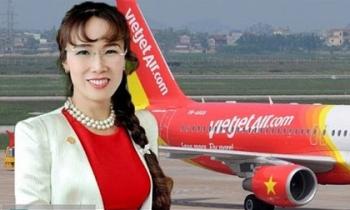 Giá cổ phiếu tăng mạnh, CEO Vietjet Air bỏ túi hơn 3.000 tỷ đồng