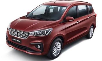 Ô tô Suzuki 243 triệu có phiên bản cao cấp 6 chỗ ngồi