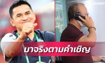 Báo Thái Lan tán dương Kiatisuk, cho rằng HAGL là thế lực không thể cản bước