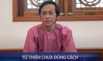 Đài VTV1 gọi tên Hoài Linh trong phóng sự 'Từ thiện chưa đúng cách'