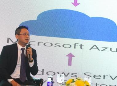 Microsoft cam kết đi cùng Việt Nam trong việc phát triển tương lai thông qua công nghệ