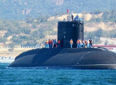 Báo Trung Quốc: Tàu ngầm Kilo, tên lửa Việt Nam sẽ phong tỏa Trường Sa