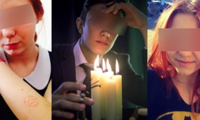 Chấn động: 5 thanh niên bị sát hại, trên thi thể có hình vẽ bí ẩn