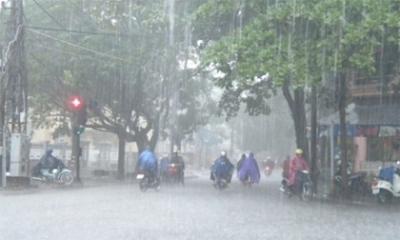 Dự báo thời tiết hôm nay 1/8: Cảnh báo mưa lớn cục bộ, nguy cơ lũ quét trên toàn miền Bắc