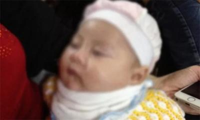 Thấy bé 2 tháng tuổi xinh xắn, nữ sinh 16 tuổi nhanh tay bắt cóc