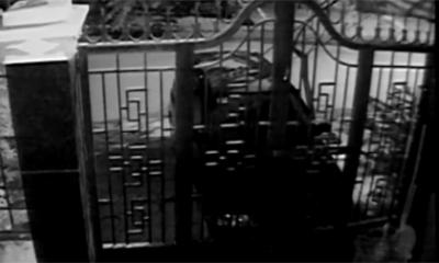 Clip vụ trộm ôtô chứa 400 cây vàng chấn động ở Hà Nội