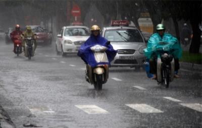 Thời tiết hôm nay 28/05/2016: Miền Bắc tiếp tục mưa dông diện rộng