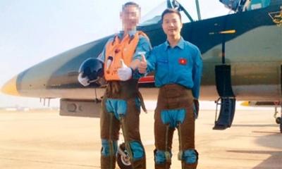 Máy bay quân sự rơi ở Phú Yên do hỏng động cơ