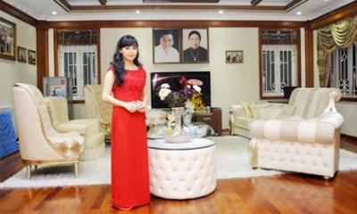 Nét đặc biệt trong căn biệt thự bạc tỷ và khu vườn của Trang Nhung