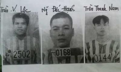 3 phạm nhân trốn khỏi trại giam như phim hành động