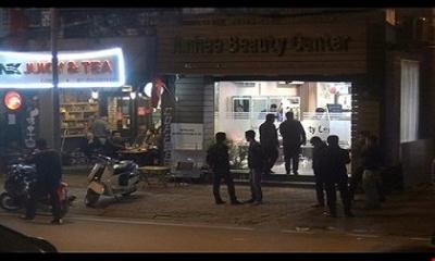 Nổ súng trên phố Phan Bội Châu, nhiều người tháo chạy