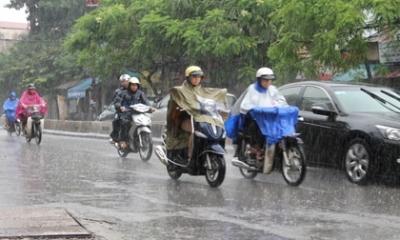 Thời tiết hôm nay 26/3: Bắc Bộ trời rét, Hà Nội mưa rào