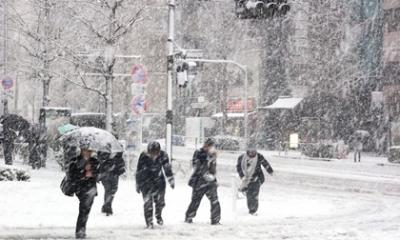 Những hiện tượng thời tiết bất thường báo hiệu mùa đông 2017 có thể lạnh nhất trong hơn 100 năm qua