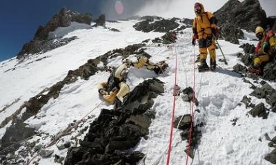 Lộ gần 300 thi thể người ở Everest: Báo hiệu điều đáng sợ sắp đến?