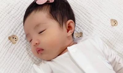 Đông Nhi chính thức công khai gương mặt của con gái đầu lòng