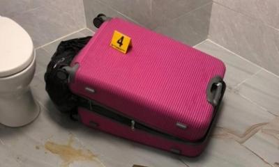 Kinh hoàng thi thể bị phân xác, nhét trong vali tại ngôi nhà 4 tầng ở Sài Gòn