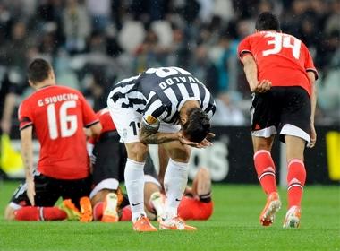 Europa League: Benfica gặp Sevilla ở chung kết