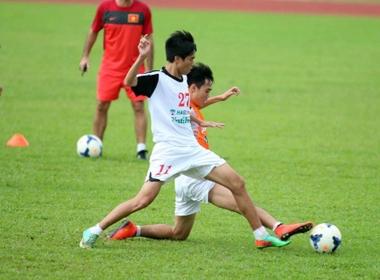 19h30 hôm nay (23-8): U-19 Việt Nam gặp U-19 Myanmar