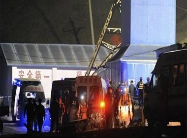 Sập mỏ than ở Tân Cương, 16 người chết