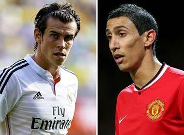 Đẩy Bale sang M.U, Real đòi mua lại Di Maria