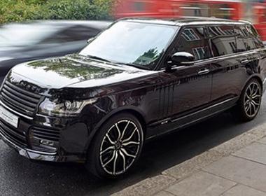 Chiêm ngưỡng Range Rover đắt hơn cả Rolls-Royce Phantom