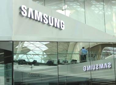 Samsung dùng 2 tỷ USD để bình ổn giá cố phiếu
