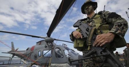 Philippines loan báo hiện đại hóa hải quân ở Biển Đông
