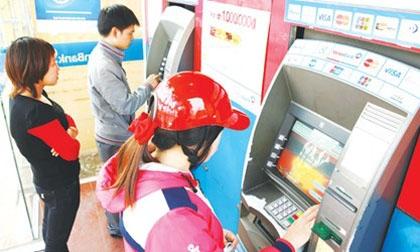 ATM phục vụ công nhân rút tiền tại khu công nghiệp Bắc Ninh