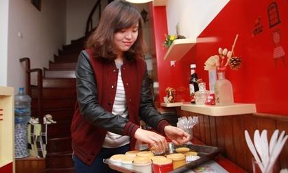 9X bỏ việc nghìn đô ở trời Tây về Việt Nam làm bánh