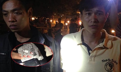 Cảnh sát 141 tóm gọn 2 đối tượng 'rao bán' ma túy ở bến xe
