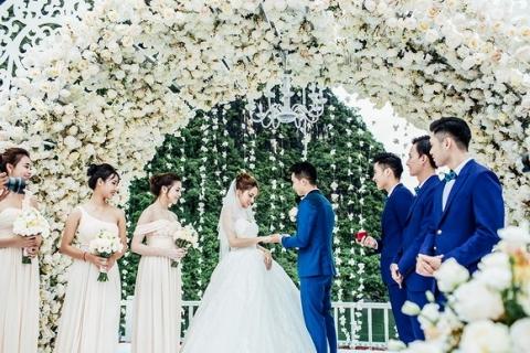 Đám cưới Hương Giang Idol 7