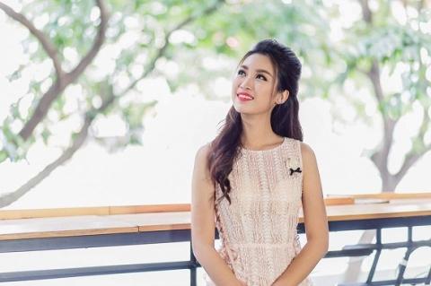 Ảnh mới Hoa hậu Đỗ Mỹ Linh 0