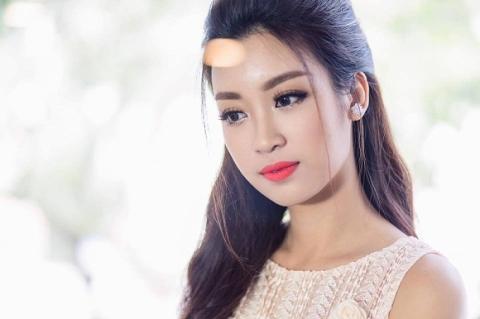 Ảnh mới Hoa hậu Đỗ Mỹ Linh 4