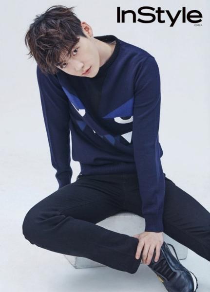 Lee Jong Suk khoe style thu sành điệu 0