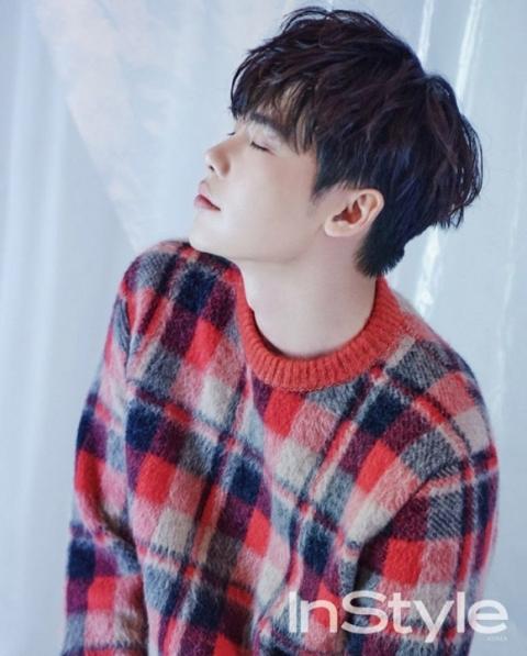 Lee Jong Suk khoe style thu sành điệu 2