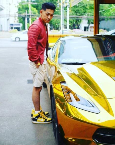 Top 5 ngôi sao Thái Lan sở hữu siêu xe đắt đỏ 5