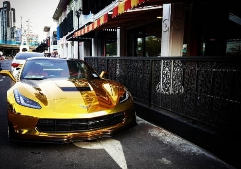Top 5 ngôi sao Thái Lan sở hữu siêu xe đắt đỏ 4