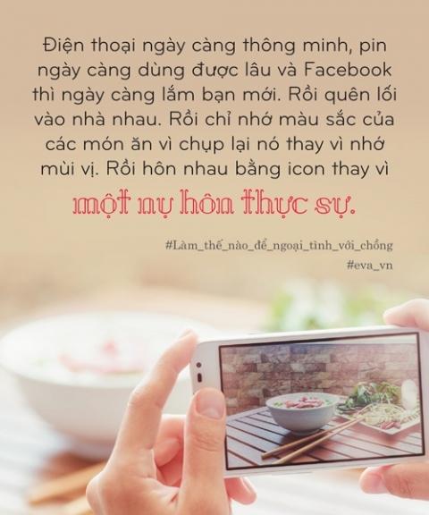 lam the nao de ngoai tinh voi... chong? - 6