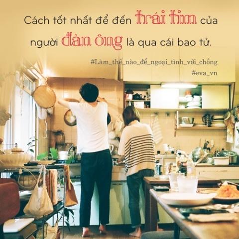 lam the nao de ngoai tinh voi... chong? - 3