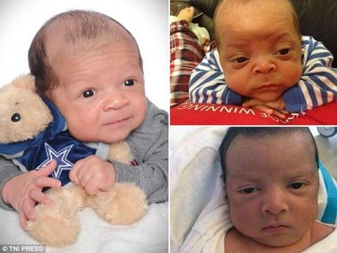 Những em bé vừa ra đời đã biến thành cụ già khiến ai nhìn cũng phải bật cười - Ảnh 4.