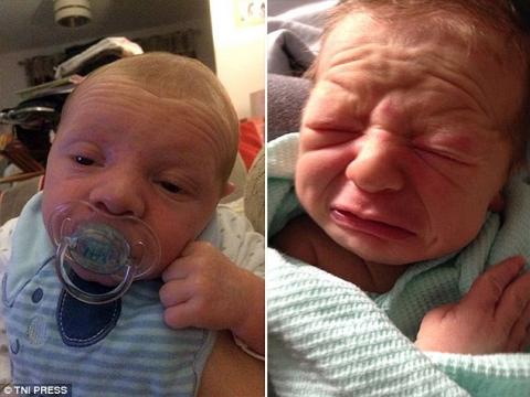 Những em bé vừa ra đời đã biến thành cụ già khiến ai nhìn cũng phải bật cười - Ảnh 11.